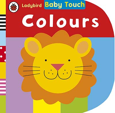 Baby Touch: Colours - Jacket
