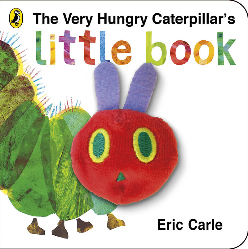 The Very Hungry Caterpillar's Little Book - Jacket