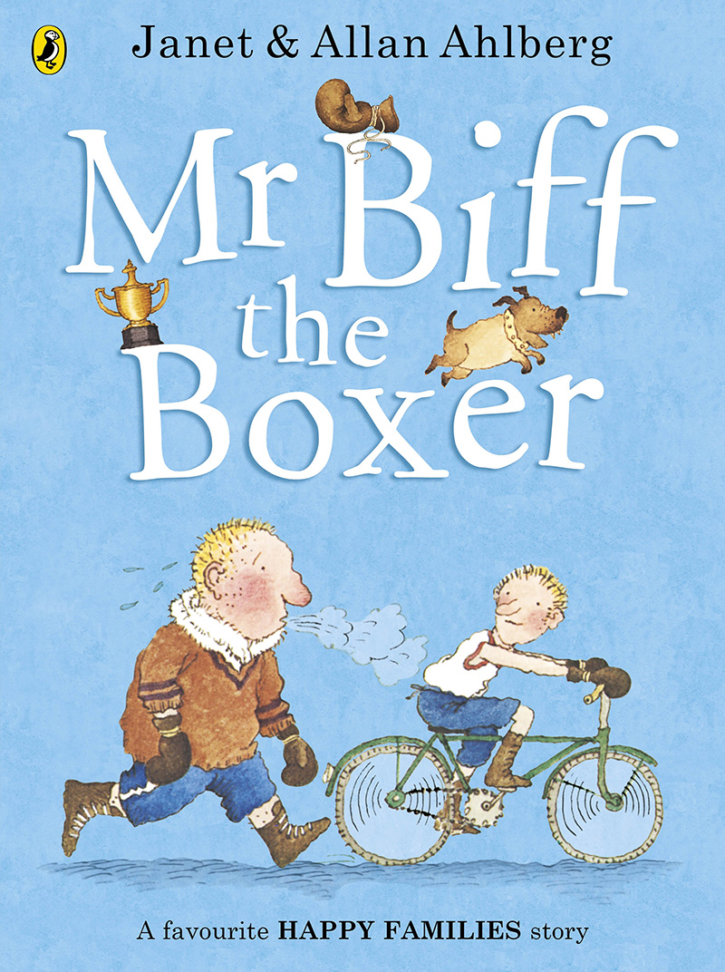 Mr Biff the Boxer - Jacket