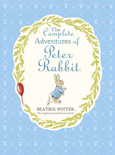 The Complete Adventures of Peter Rabbit - Jacket