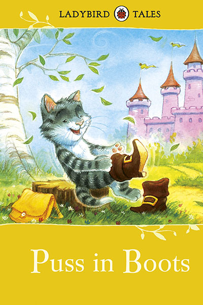 Ladybird Tales: Puss in Boots - Jacket