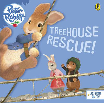 Peter Rabbit Animation: Treehouse Rescue! - Jacket