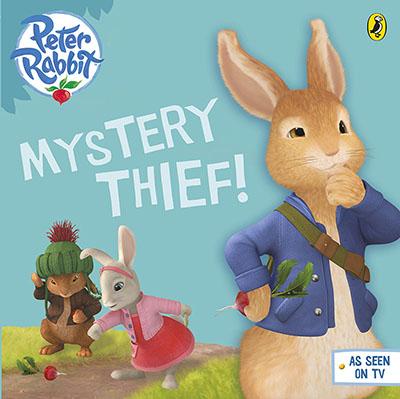 Peter Rabbit Animation: Mystery Thief! - Jacket