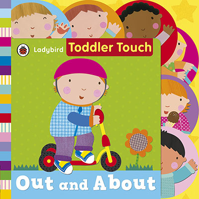 Toddler Touch: Out and About - Jacket
