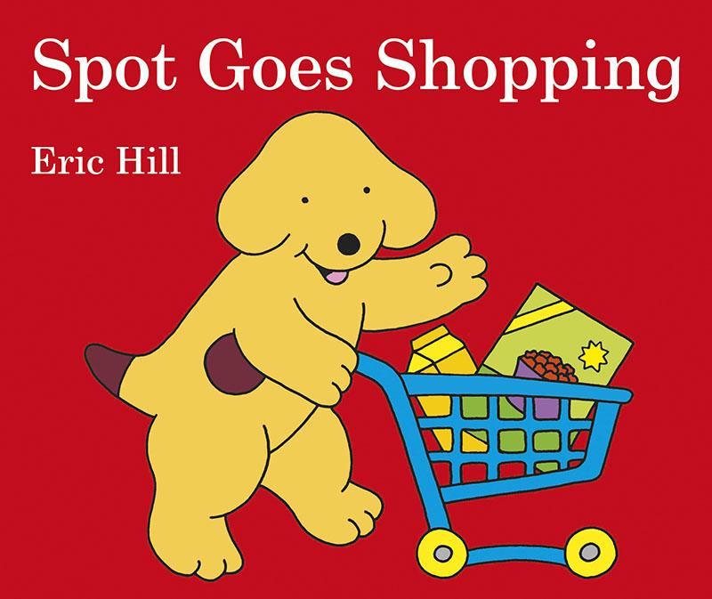 Spot Goes Shopping - Jacket