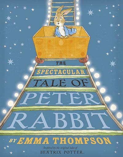 The Spectacular Tale of Peter Rabbit - Jacket