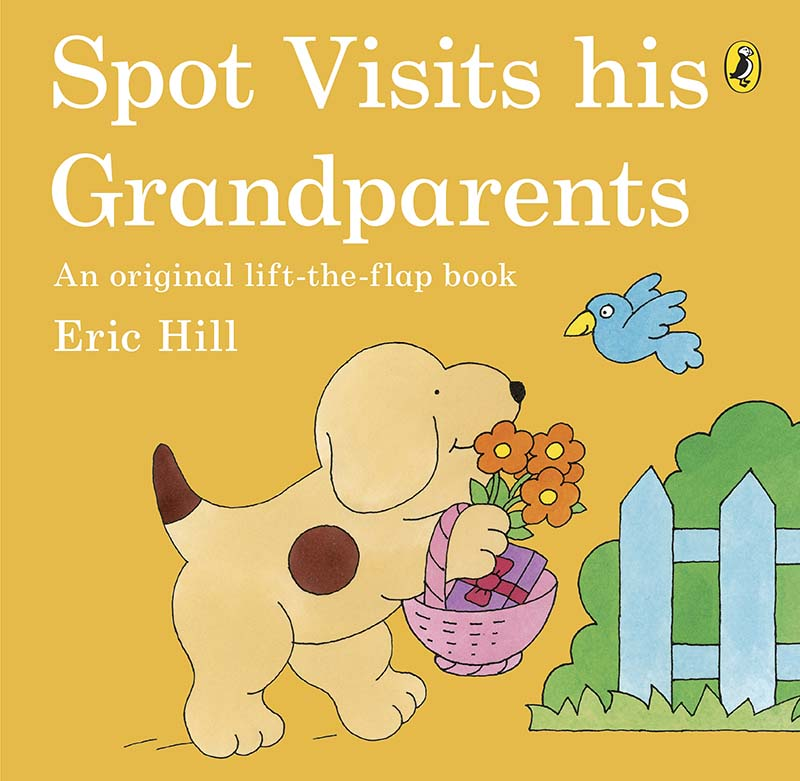 Spot Visits His Grandparents - Jacket