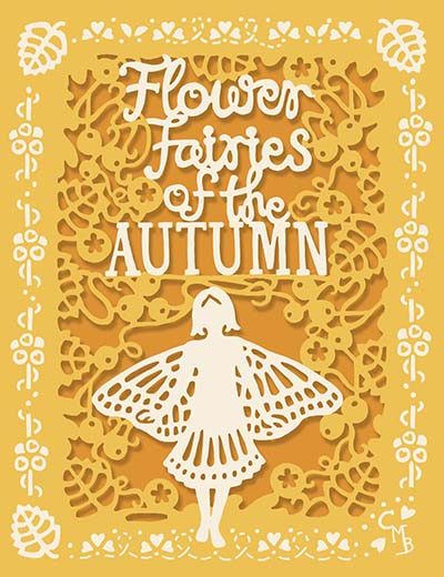 Flower Fairies of the Autumn - Jacket