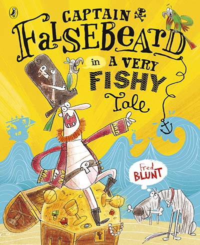 Captain Falsebeard in A Very Fishy Tale - Jacket