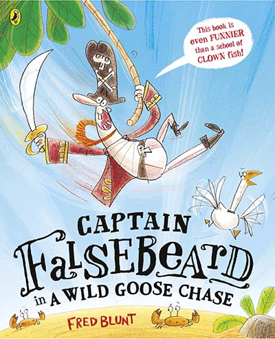Captain Falsebeard in a Wild Goose Chase - Jacket