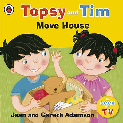 Topsy and Tim: Move House - Jacket