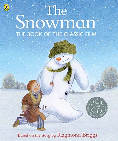 The Snowman: The Book of the Classic Film - Jacket