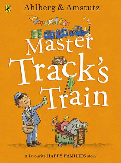 Master Track's Train - Jacket