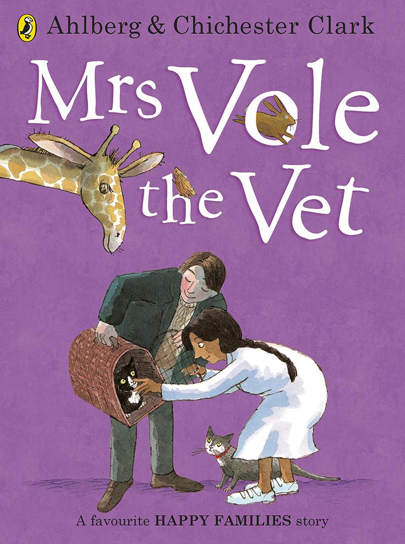 Mrs Vole the Vet - Jacket