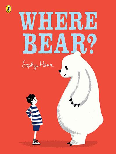 Where Bear? - Jacket