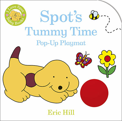 Spot's Tummy Time Pop-up Playmat - Jacket