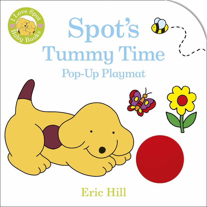 Spot's Tummy Time Pop-up Playmat - Jacket