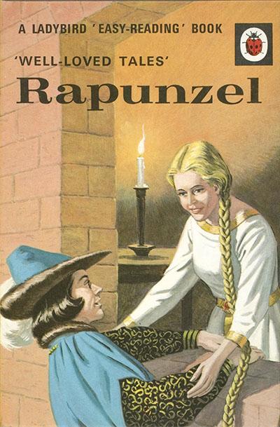 Well-loved Tales: Rapunzel - Jacket