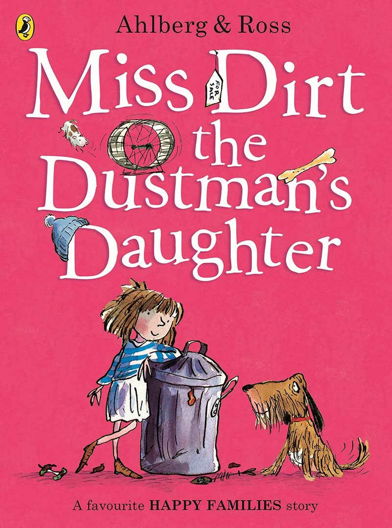 Miss Dirt the Dustman's Daughter - Jacket