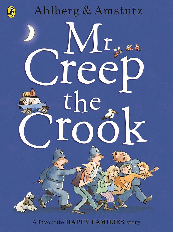 Mr Creep the Crook - Jacket