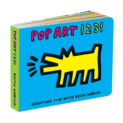 Keith Haring Pop Art 123! - Jacket