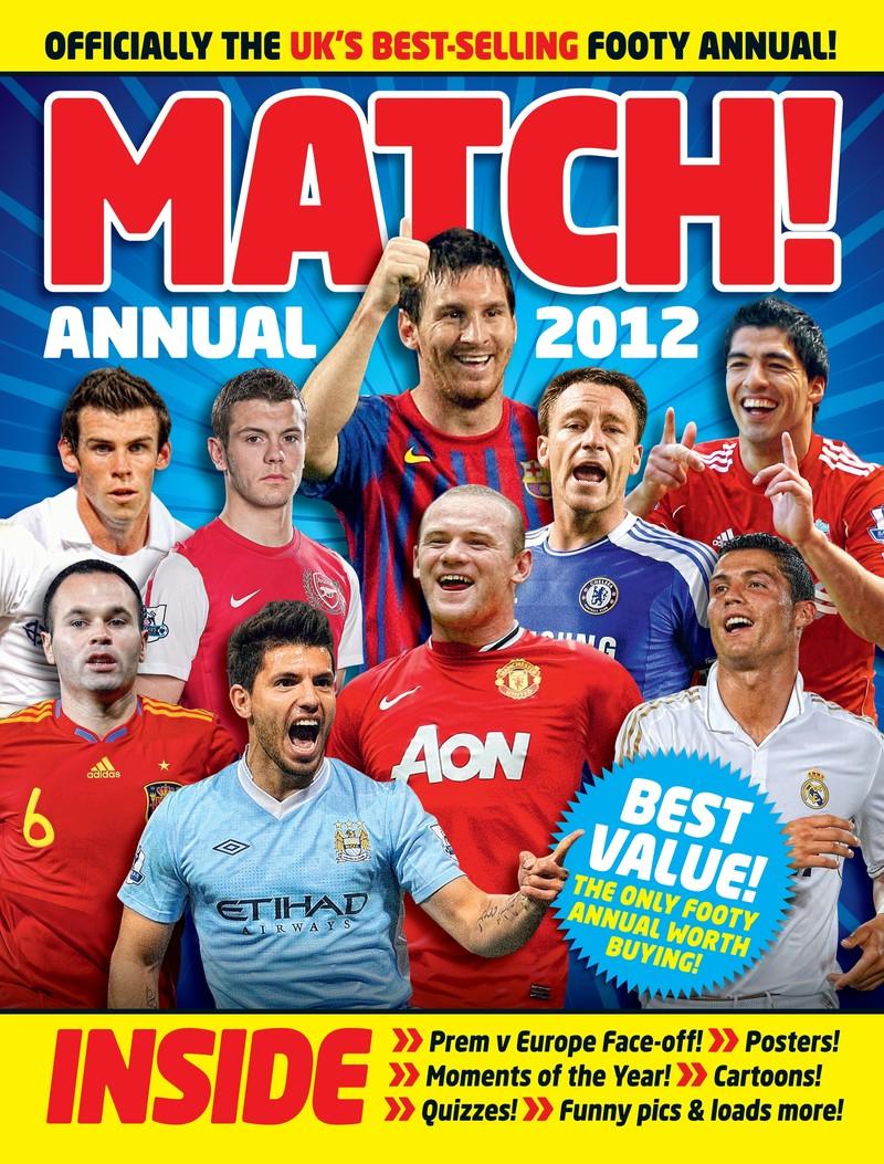 Match Annual 2012 - Jacket