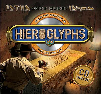 CodeQuest: Hieroglyphs - Jacket