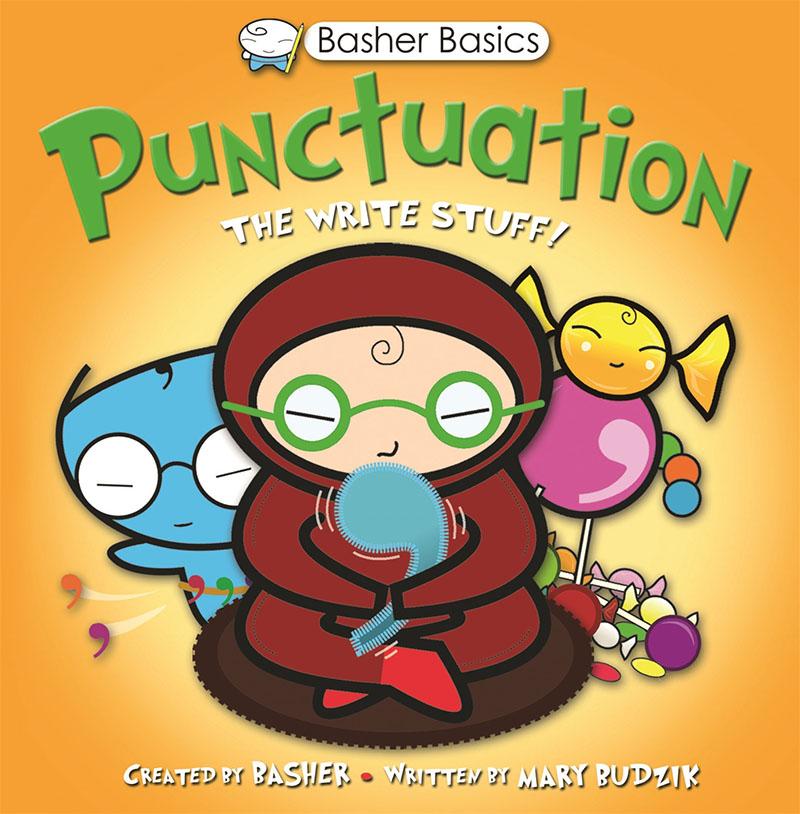 Basher Basics: Punctuation - Jacket