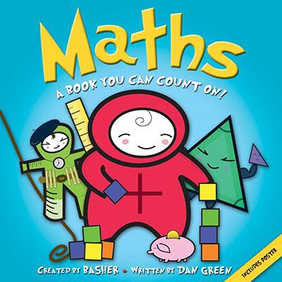 Basher Basics: Maths - Jacket