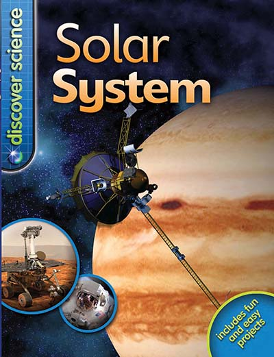 Discover Science: Solar System - Jacket