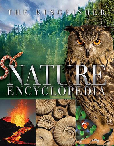 The Kingfisher Nature Encyclopedia - Jacket