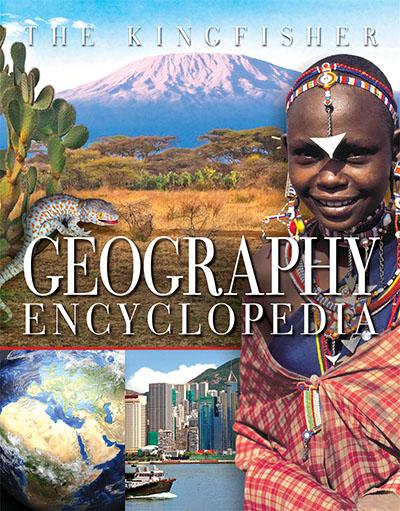 The Kingfisher Geography Encyclopedia - Jacket