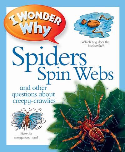 I Wonder Why Spiders Spin Webs - Jacket