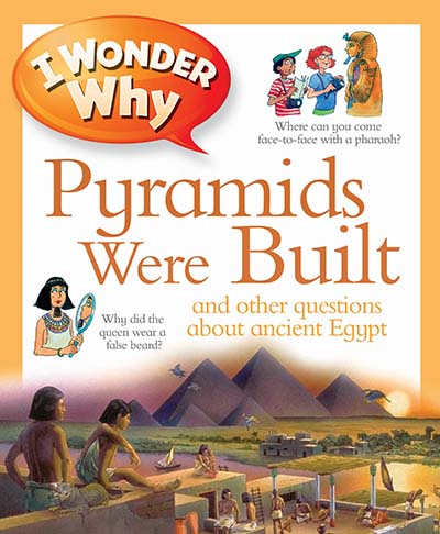 I Wonder Why Pyramids Were Built - Jacket