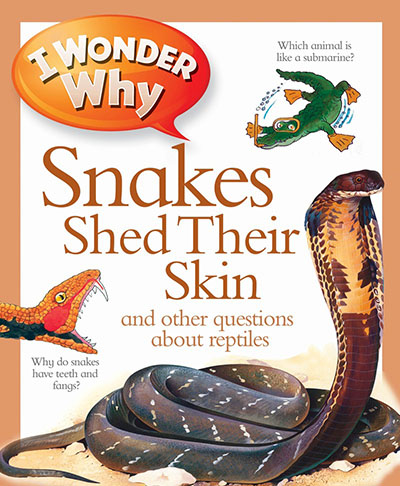 I Wonder Why Snakes Shed Their Skin - Jacket