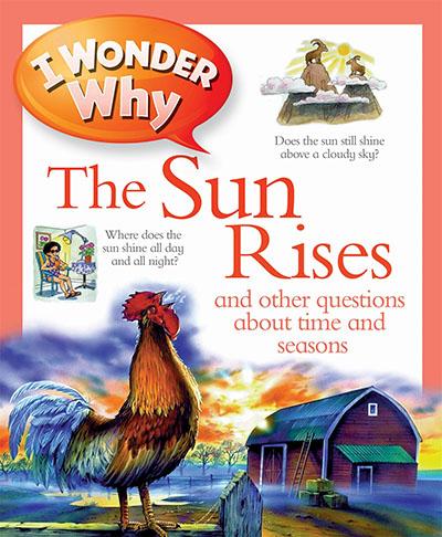 I Wonder Why The Sun Rises - Jacket