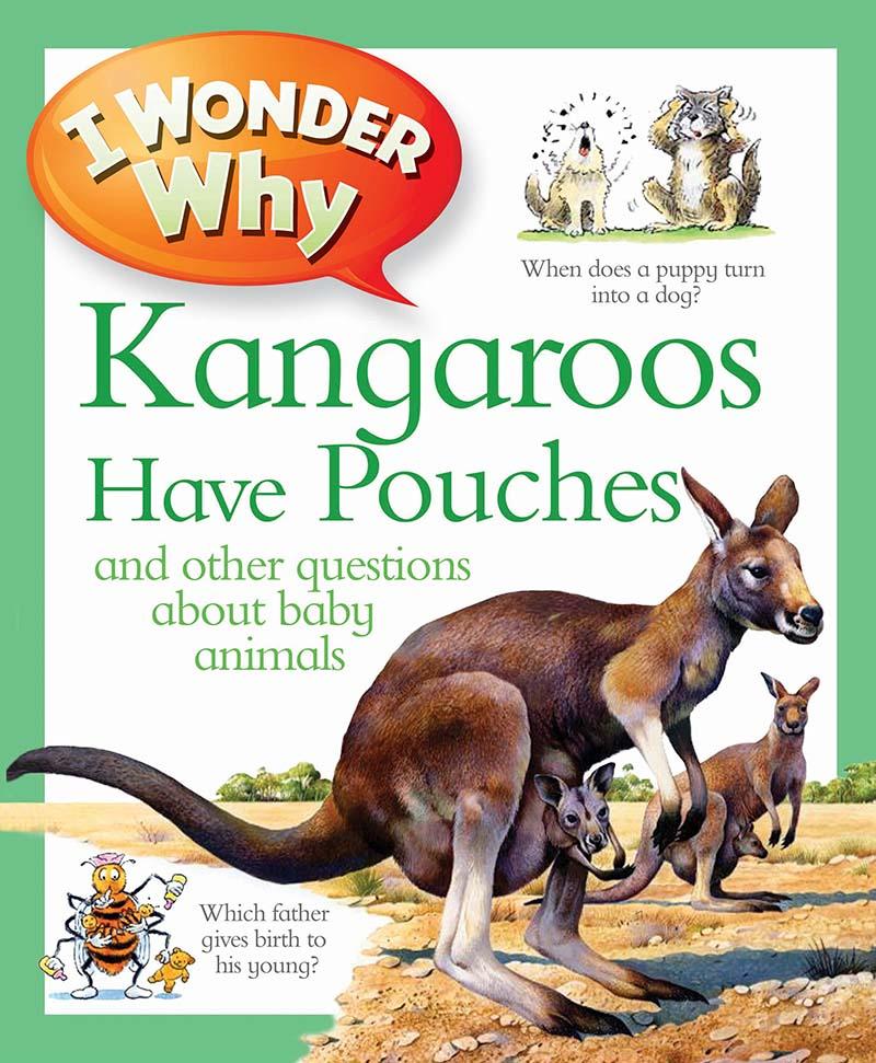 I Wonder Why Kangaroos Have Pouches - Jacket