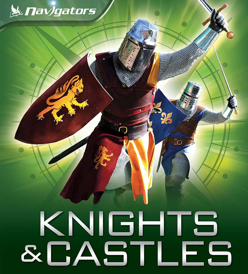 Navigators: Knights and Castles - Jacket