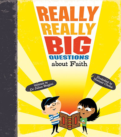 Really Really Big Questions About Faith - Jacket