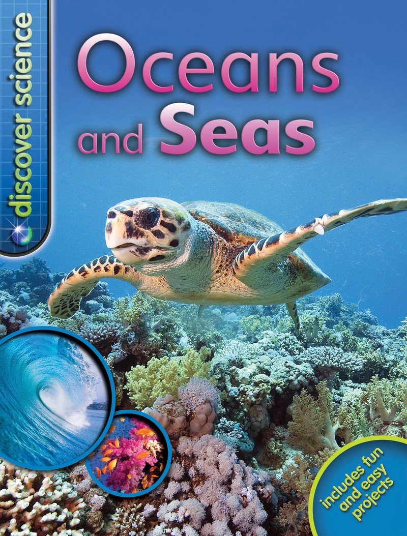 Discover Science: Oceans and Seas - Jacket