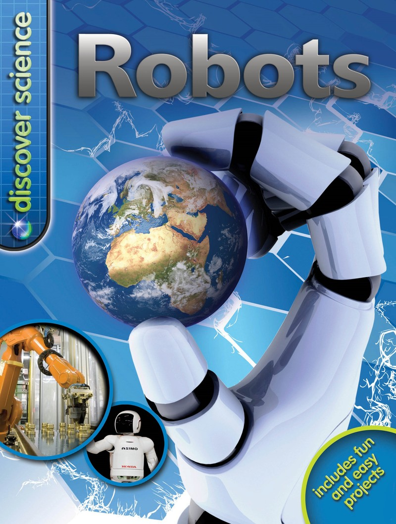 Discover Science: Robots - Jacket