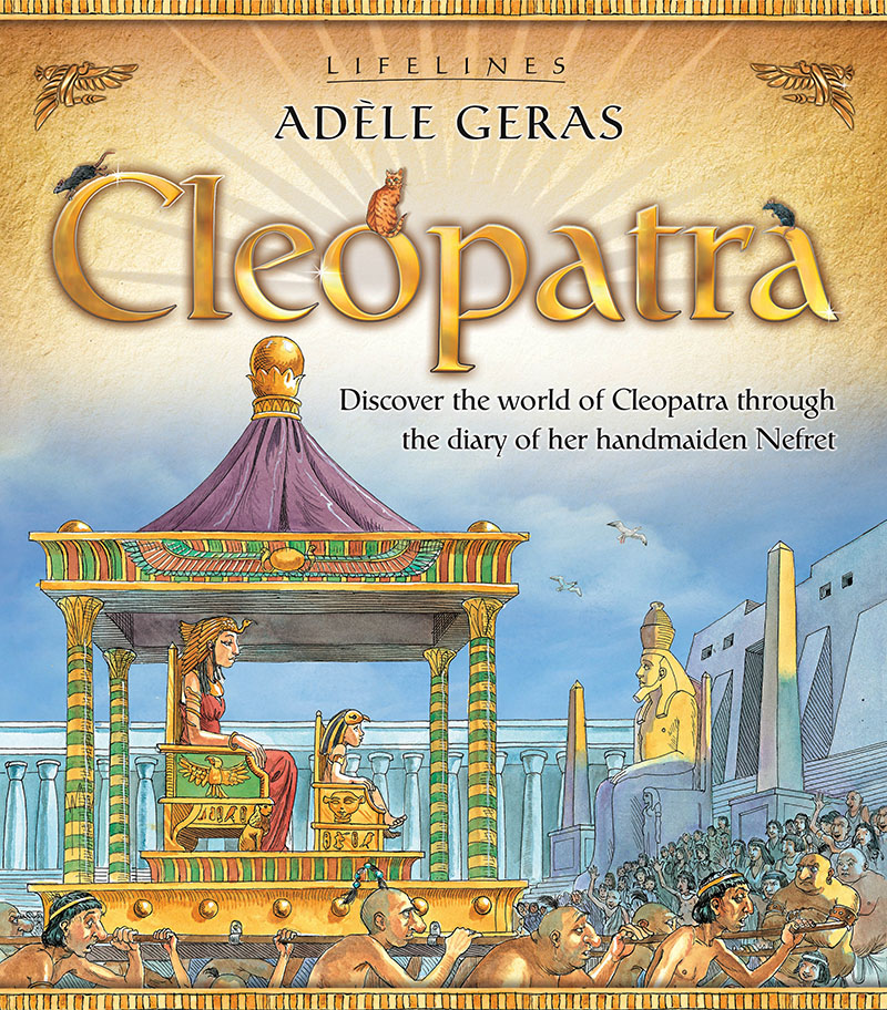 Lifelines: Cleopatra - Jacket