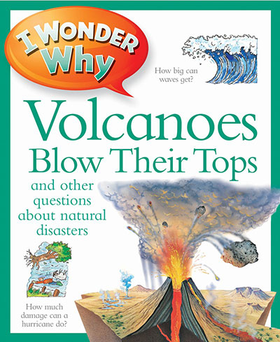 I Wonder Why Volcanoes Blow Their Tops - Jacket