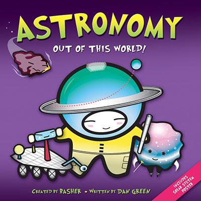 Basher Science: Astronomy - Jacket