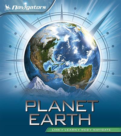 Navigators: Planet Earth - Jacket