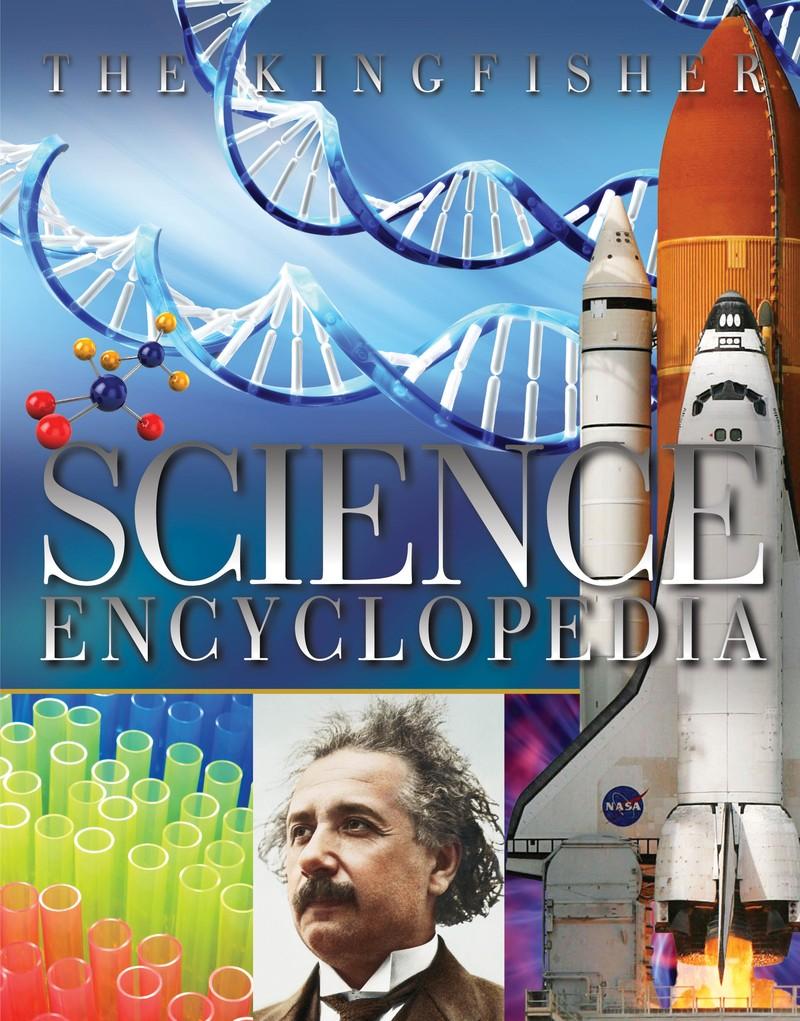 The Kingfisher Science Encyclopedia - Jacket