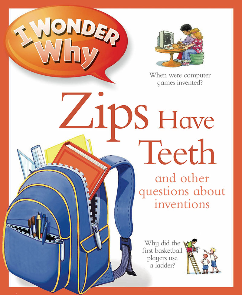I Wonder Why Zips Have Teeth - Jacket