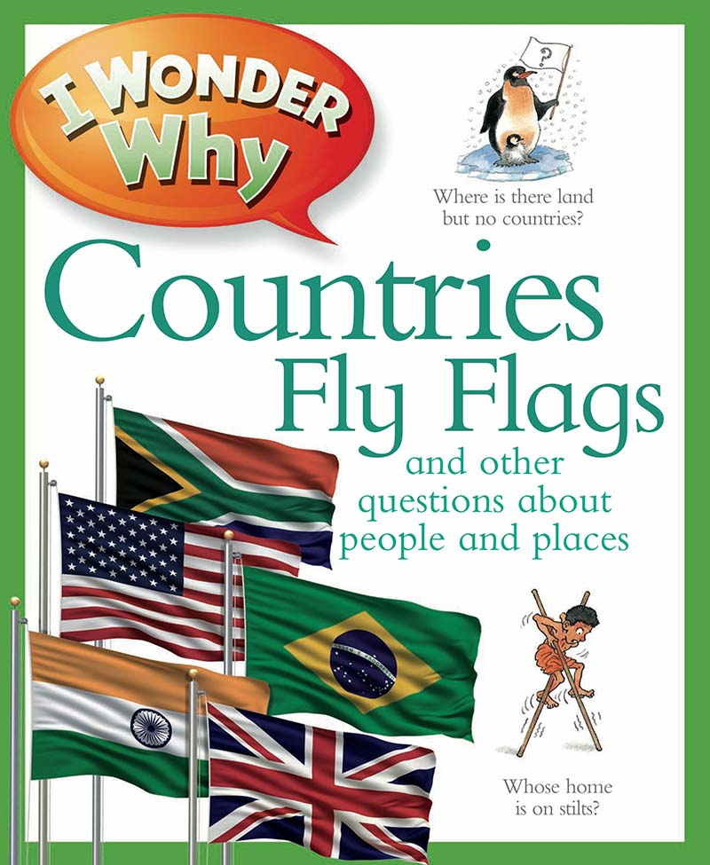 I Wonder Why Countries Fly Flags - Jacket