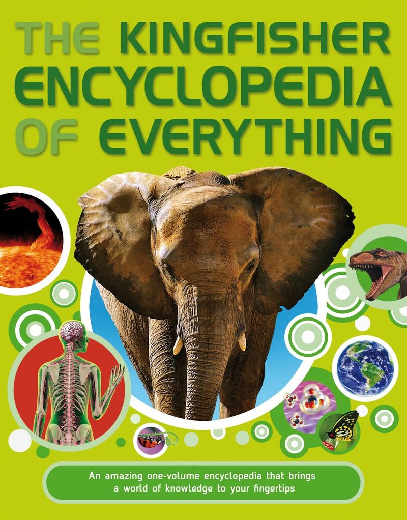 The Encyclopedia of Everything - Jacket