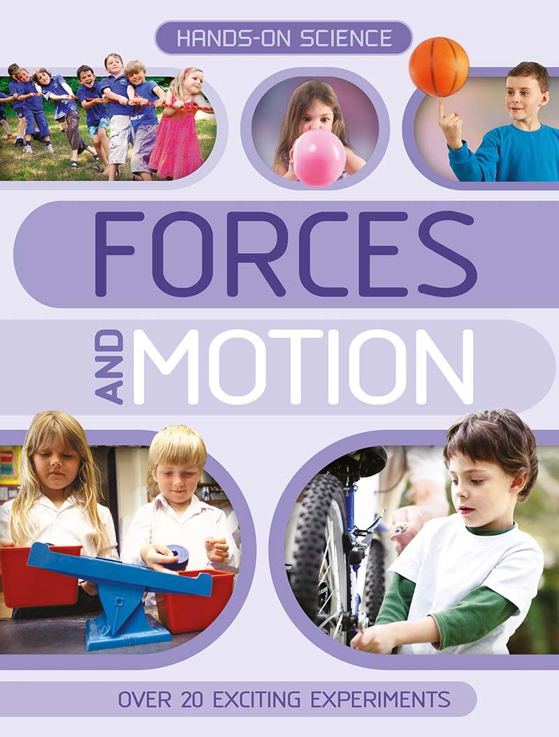 Hands-On Science: Forces and Motion - Jacket